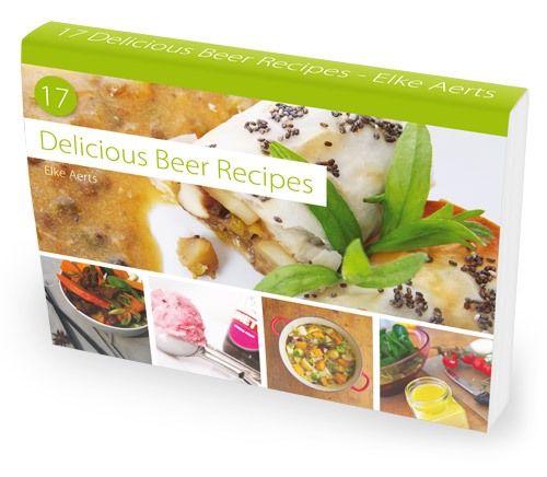 Beer recipes - cover ebook