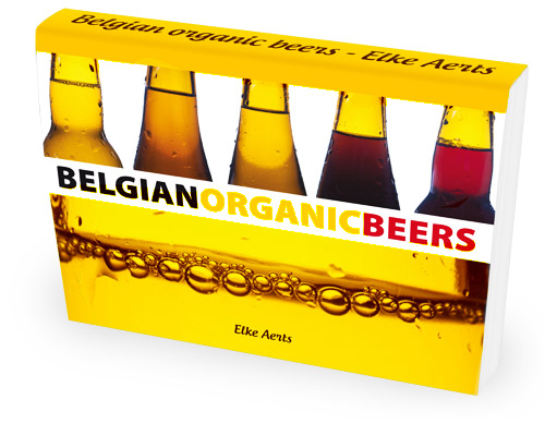 Belgian organic beers - cover ebook